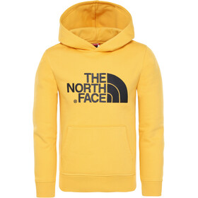 The North Face Drew Peak Sweat à capuche Garçon, tnf yellow